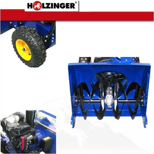Holzinger Benzin Schneefräse HSF-65