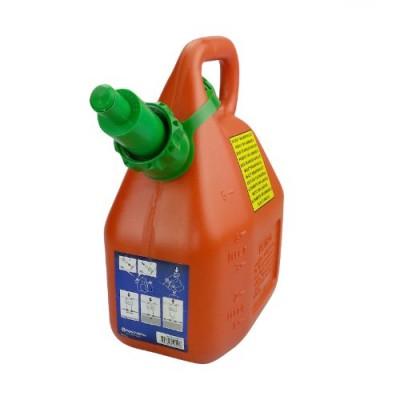 benzinkanister husqvarna 6 liter orange der schneefr sen experte. Black Bedroom Furniture Sets. Home Design Ideas