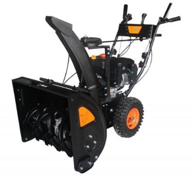 Schneefräse SF210 von FUXTEC (7,5 PS + 230 Volt E-Starter)